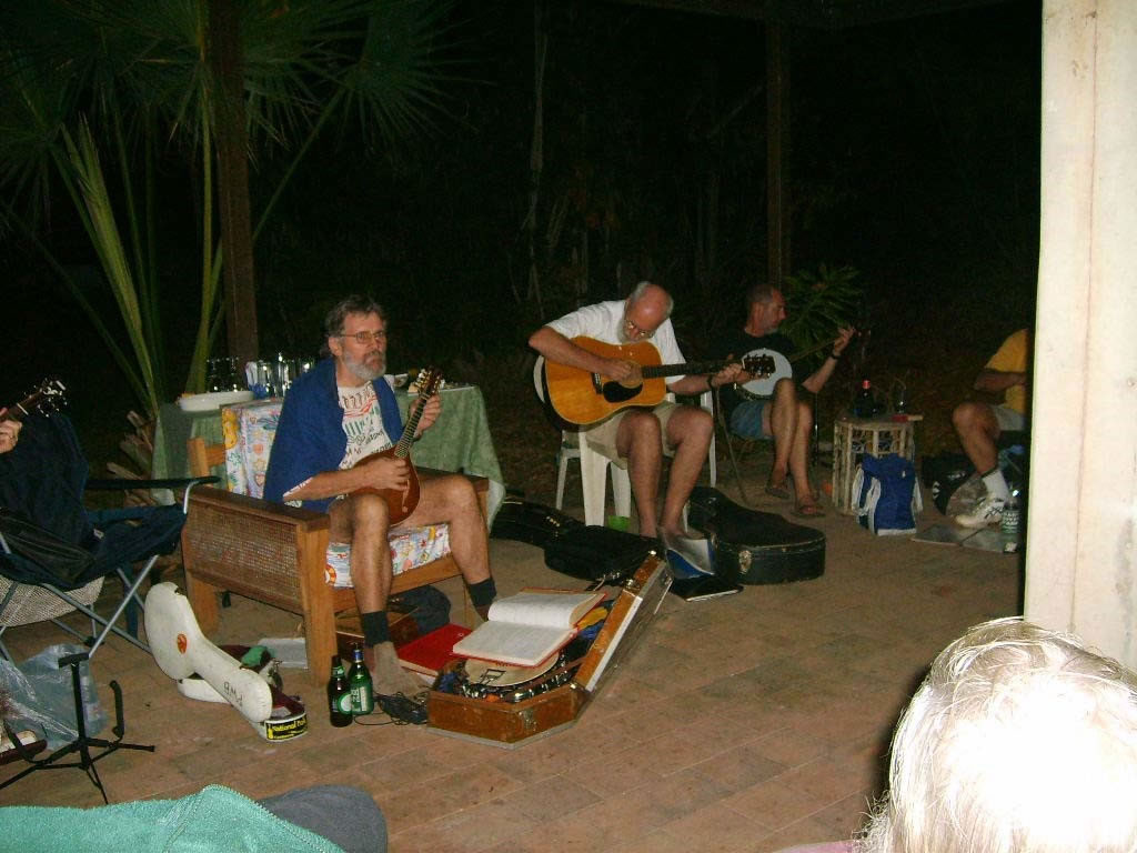 A typical House Concert